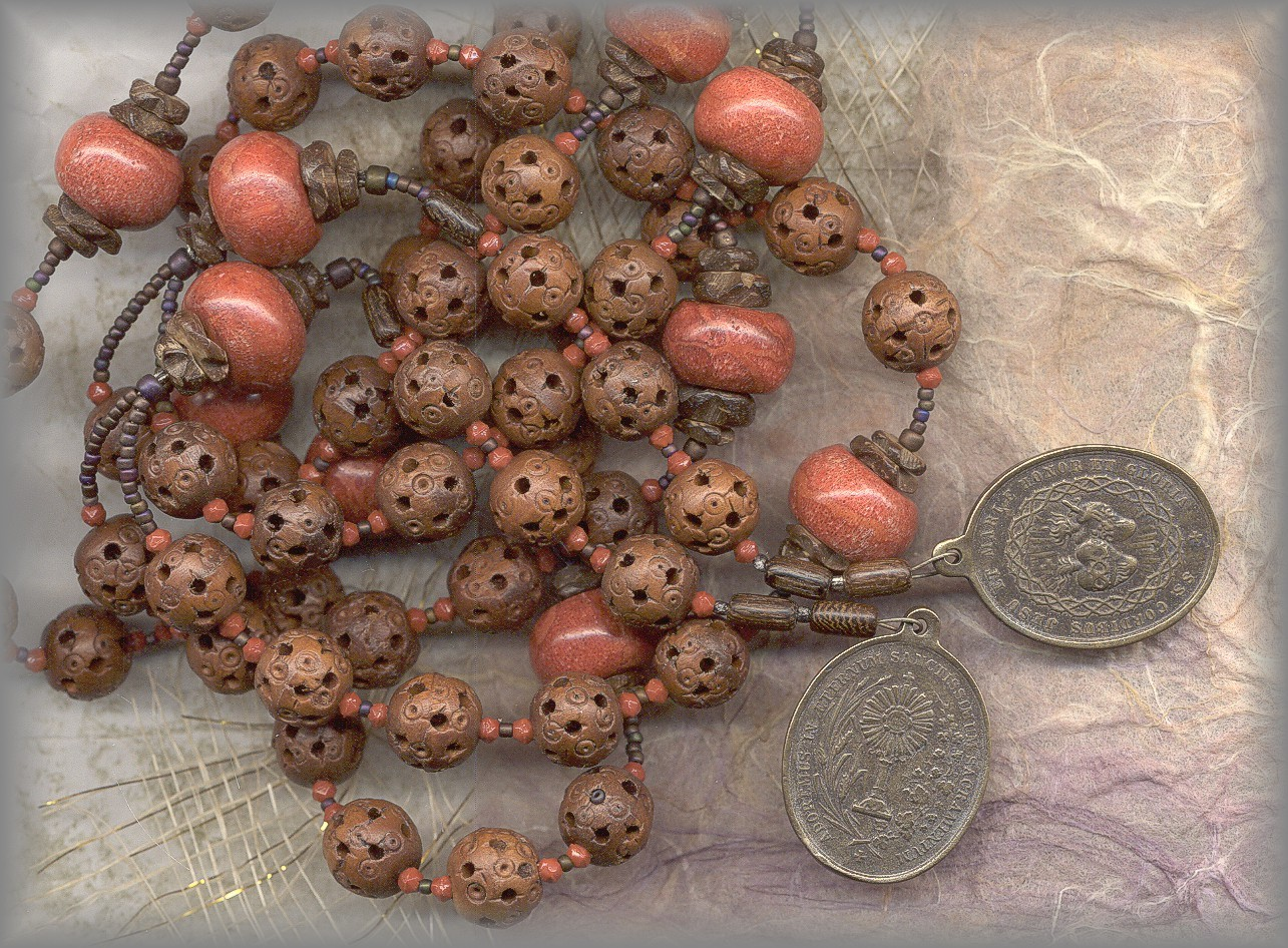 CHAPLET: C5W.5675 (5 wounds of Christ)