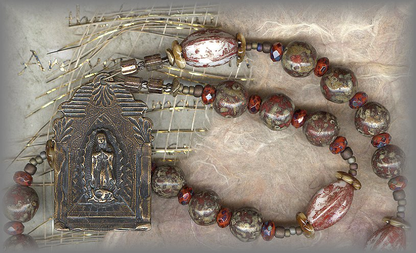 CHAPLET: CLGD.51370 - ( 'Earth of Tepeyac' )