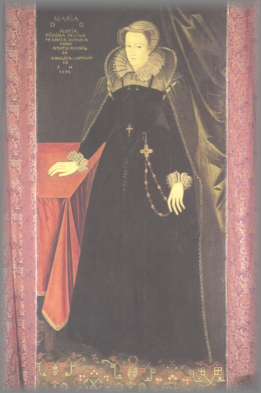 MARY QUEEN OF SCOTS - for more information, click this image