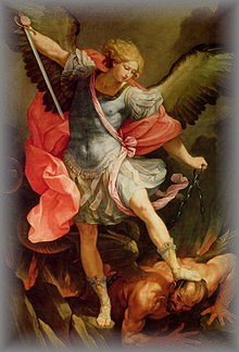 ST MICHAEL - Defender agains evil