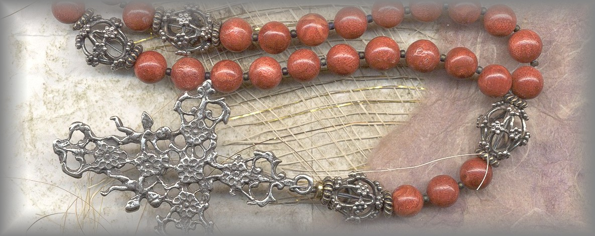 RAFR - FILIGREE SERIES: Inspired by antique rosaries