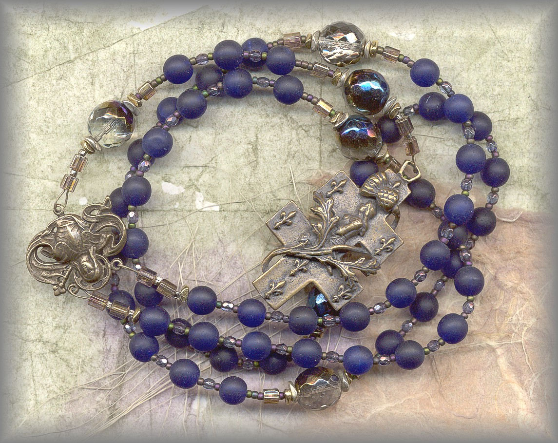 CHAPLET: RDSP.5400 - (Commit Your Way) - Joan of Arc
