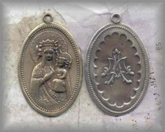 ** HOLY FAMILY MEDALS - (PC 16)