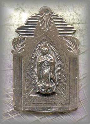 ** SS - RELIGIOUS MEDALS - (PC 21)
