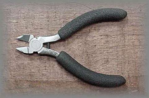 - TSC.P2 - PROFESSIONAL SIDE CUTTERS - padded handle, designed for SoftFlex use.