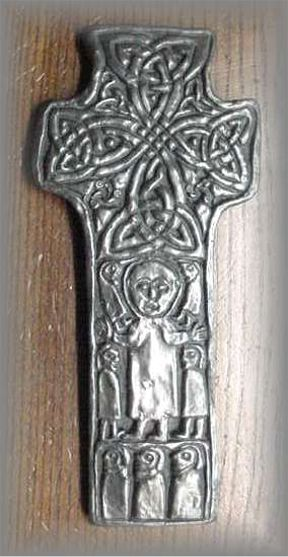 WG.31 - HIGH CROSS of SAINT PATRICK - (8.5 in.)